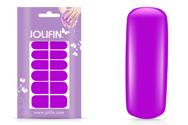 Jolifin Fullcover Nailartsticker 18
