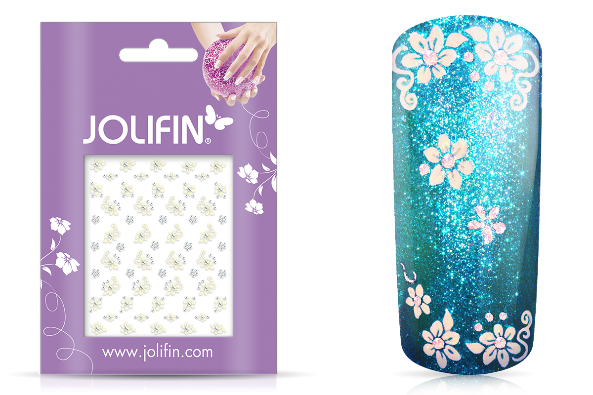 Jolifin Sticker Nightshine Bloomys 12