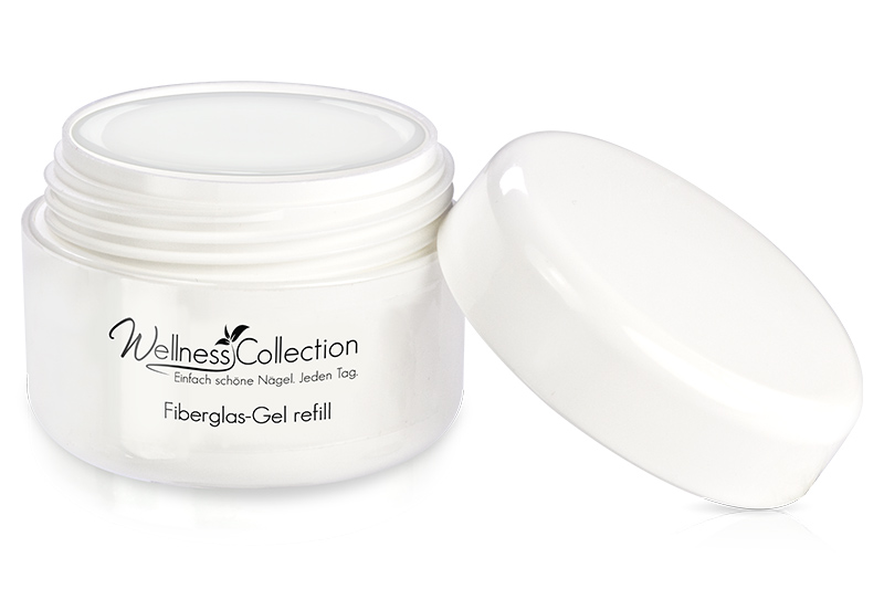 Jolifin Wellness Collection Refill - Fiberglas-Gel 30ml