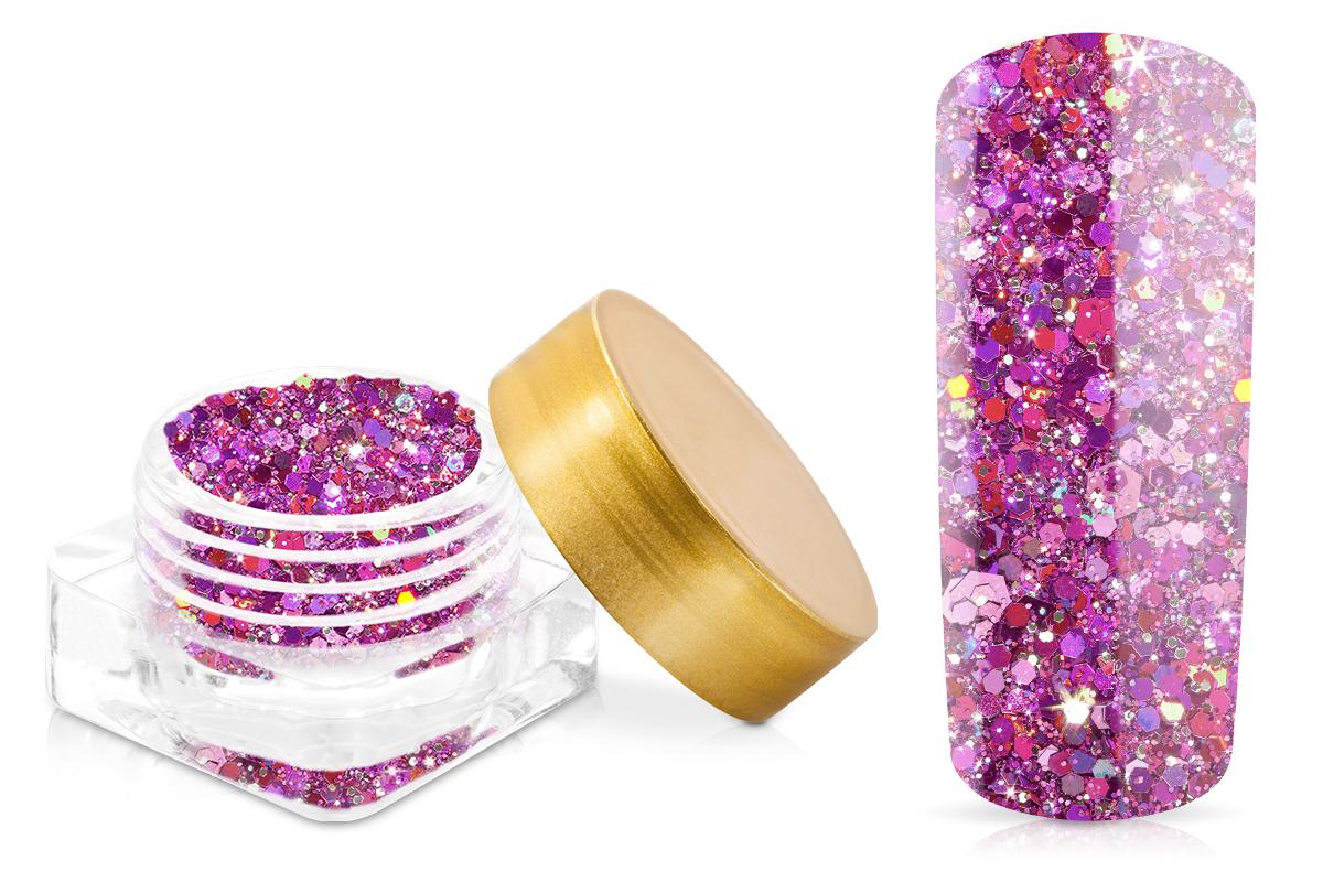 Jolifin Illusion Glitter II Lilac