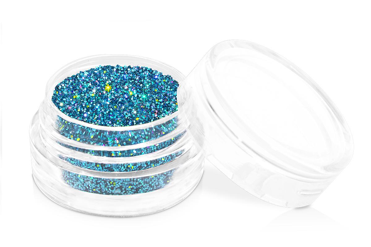 Jolifin Laser Glitter sky blue