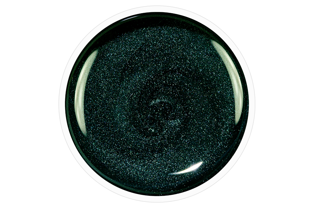 jolifin carbon colors uv nagellack dark petrol glimmer 14ml pretty nail shop 24. Black Bedroom Furniture Sets. Home Design Ideas