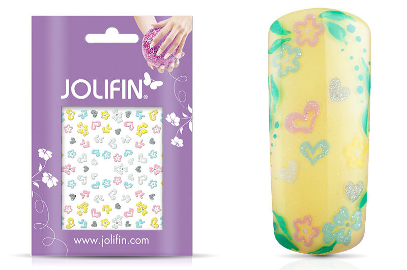 Jolifin sweet pastell Sticker 2