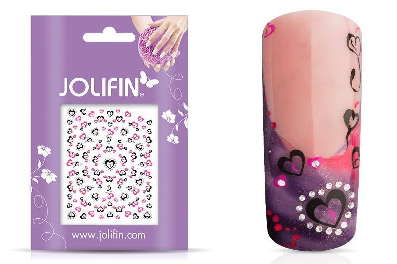 Jolifin Nailart Twinkle Sticker Nr. 5