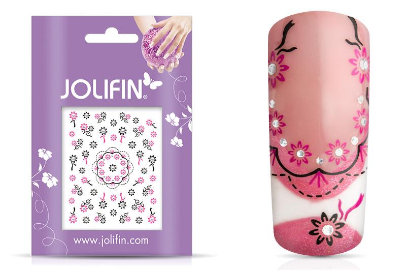Jolifin Nailart Twinkle Sticker Nr. 6