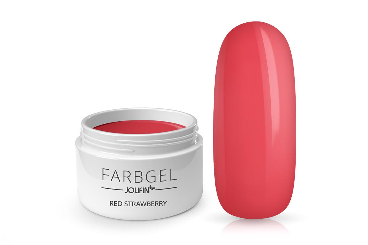 Jolifin Farbgel red strawberry 5ml