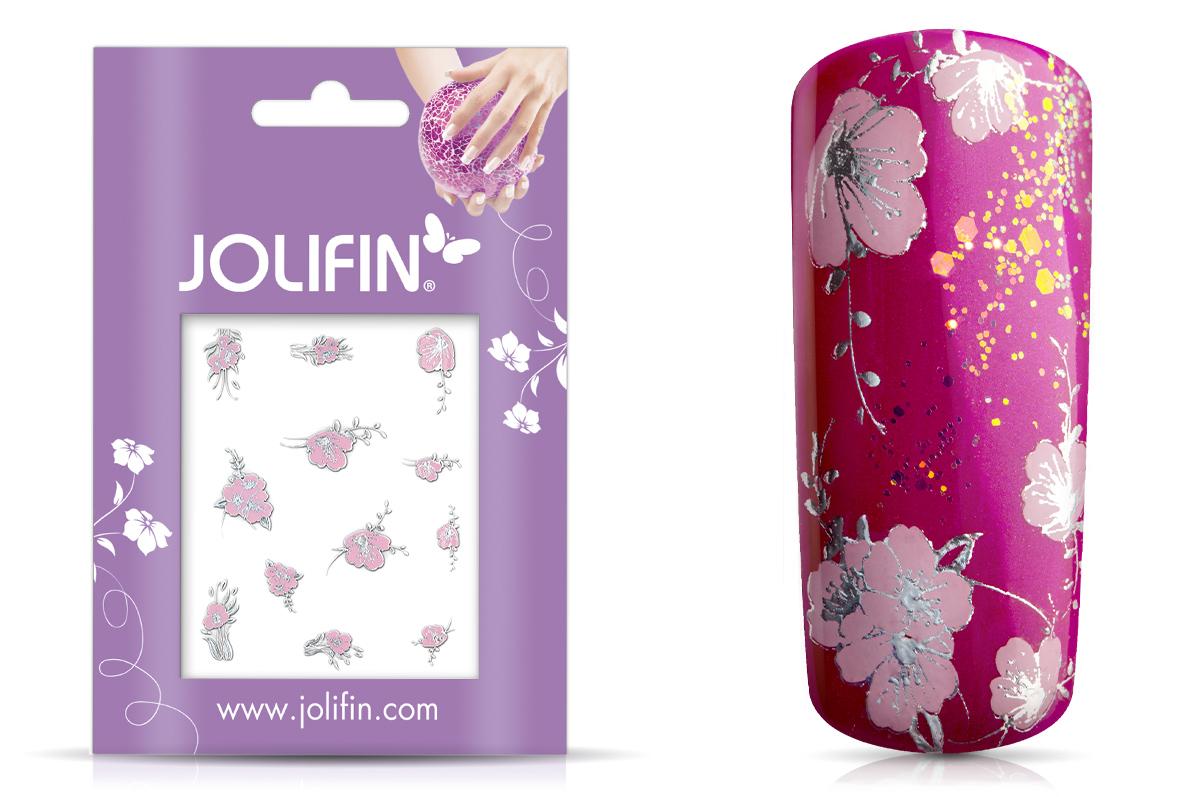 Jolifin Silver Glam Sticker 6