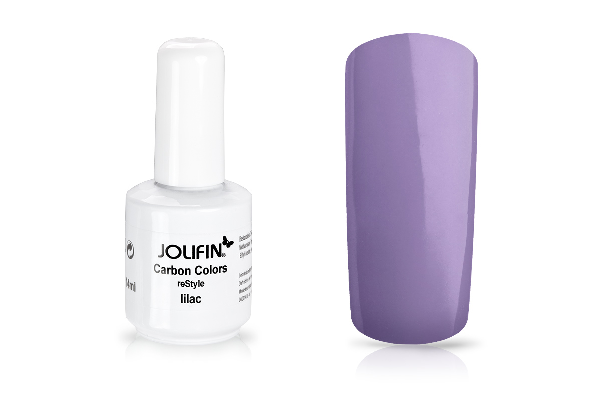 Jolifin Carbon reStyle - lilac 14ml