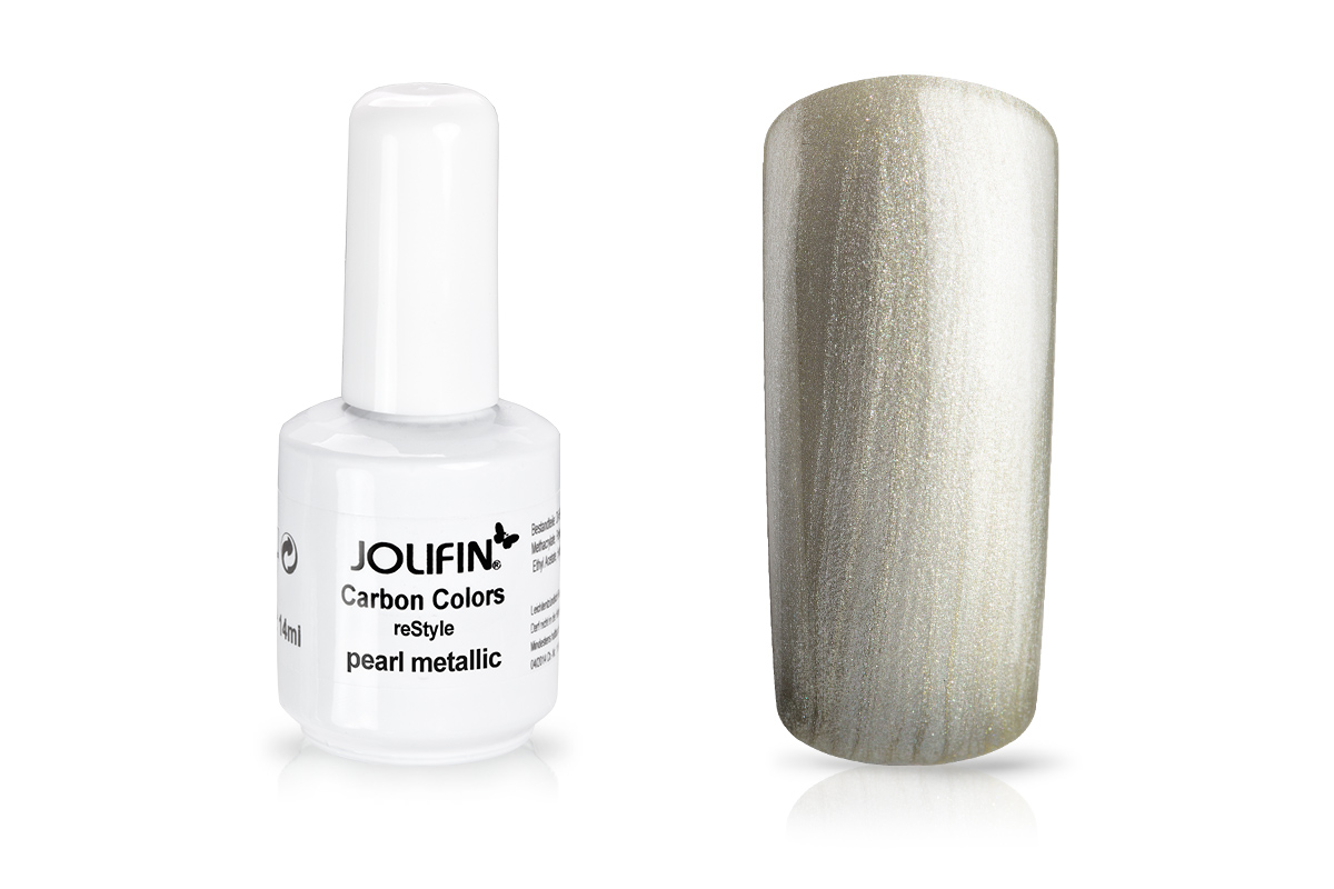 Jolifin Carbon reStyle - pearl metallic 11ml