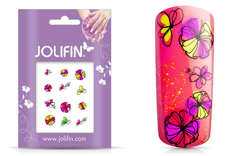 Jolifin Neon Sticker 12