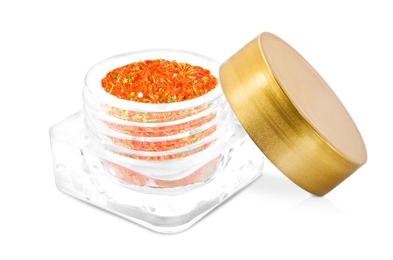 Jolifin Wild Neon Glitter orange