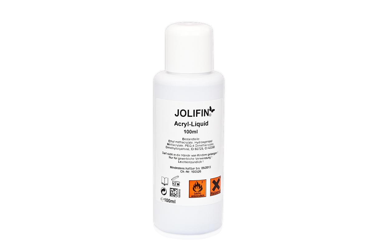 Jolifin Acryl-Liquid 100ml - Pretty Nail Shop 24