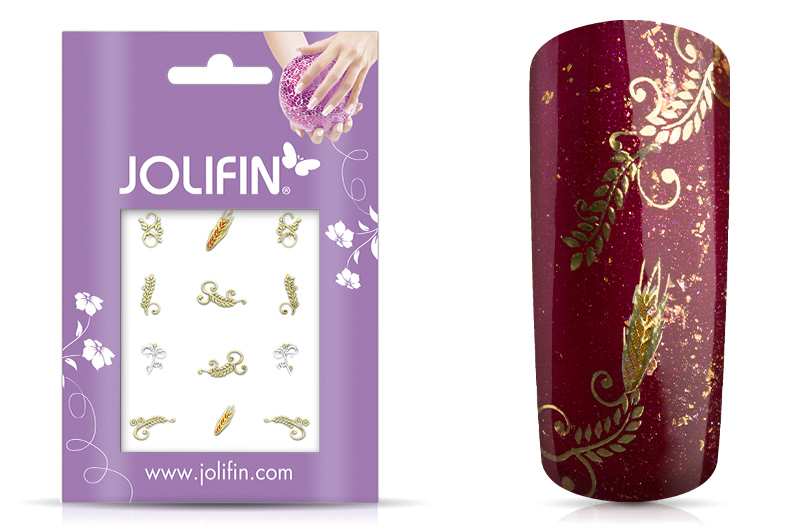 Jolifin Nailart Autumn Sticker 2