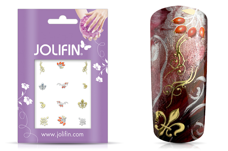 Jolifin Nailart Autumn Sticker 3