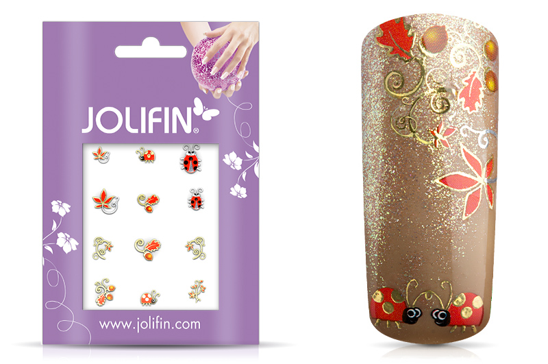 Jolifin Nailart Autumn Sticker 4