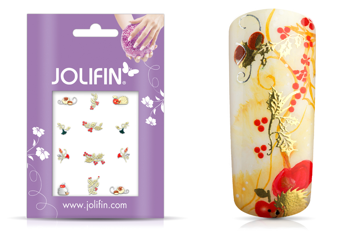 Jolifin Nailart Autumn Sticker 8