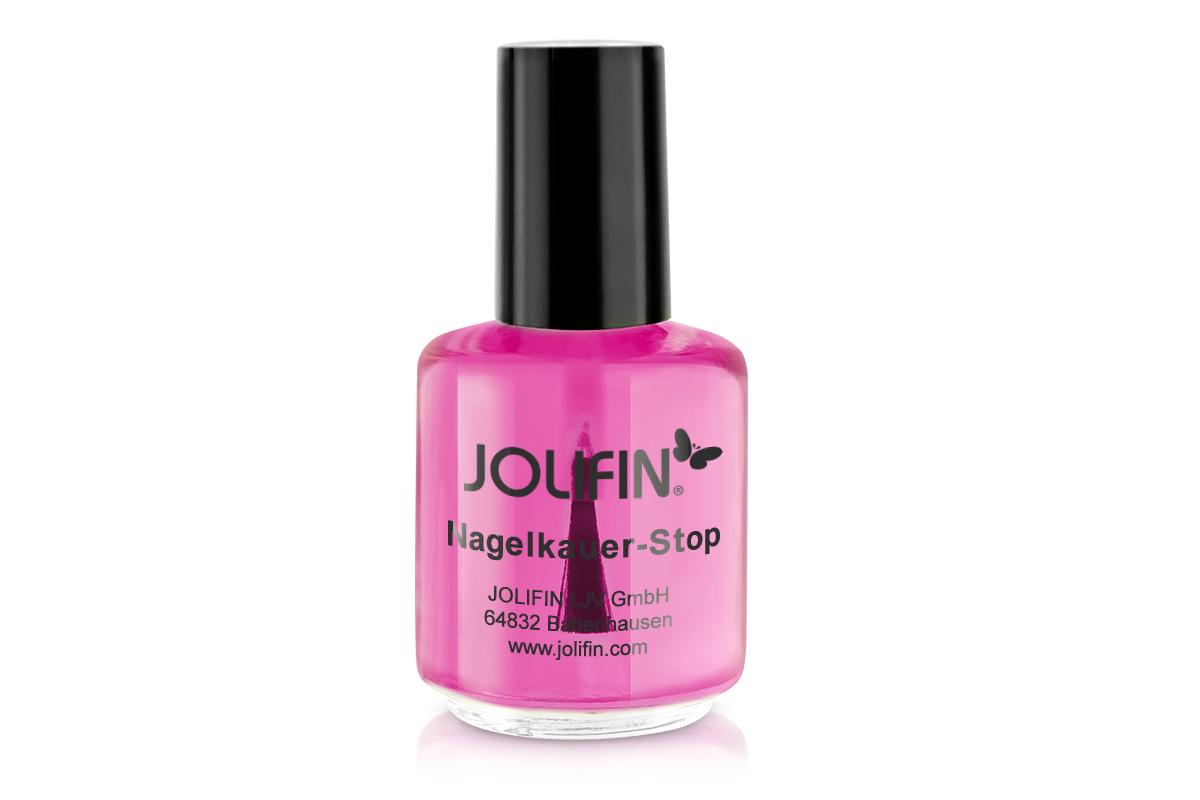 Jolifin Nagelkauer-Stop 14ml