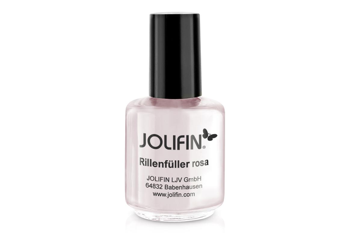 Jolifin Rillenfüller 14ml - rosa
