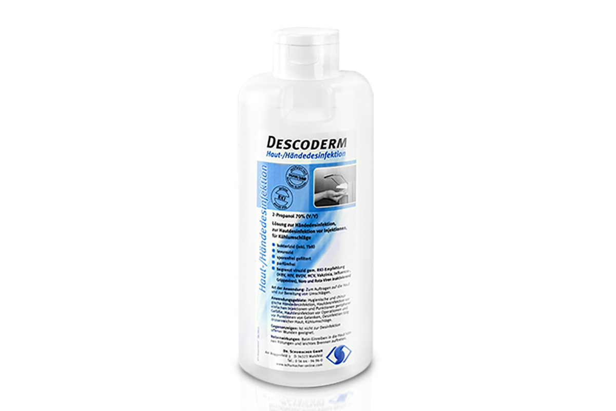 Descoderm Spenderflasche 500ml