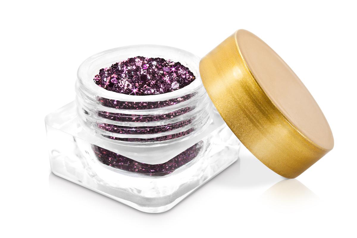 Jolifin Illusion Glitter III dark violett