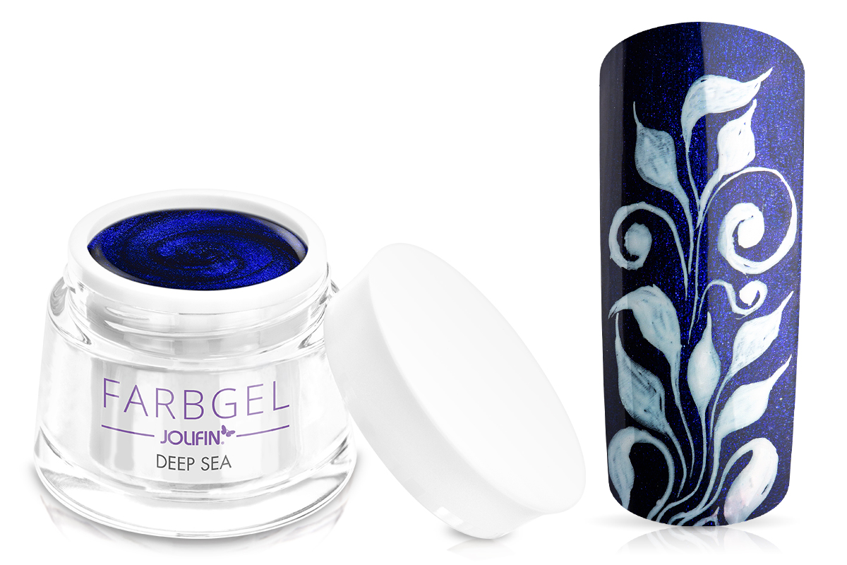 Jolifin Farbgel deep sea 5ml