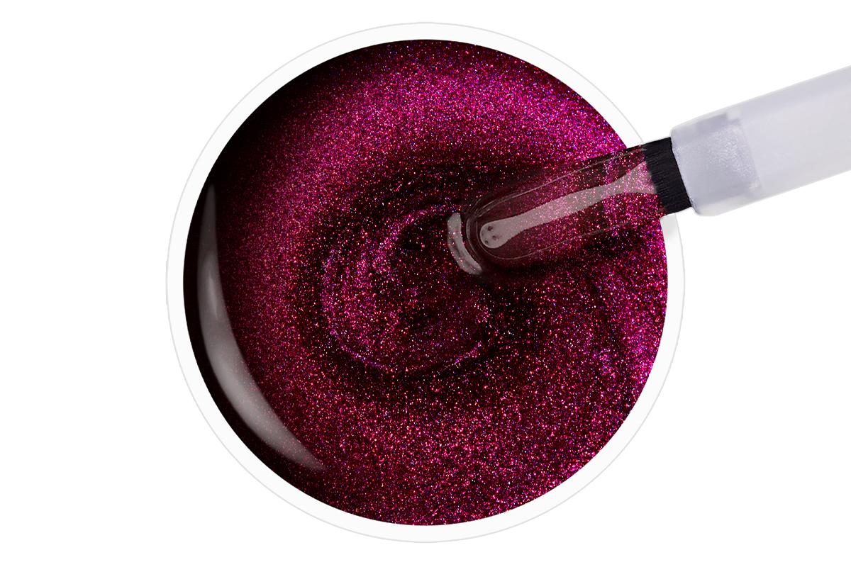 jolifin carbon colors uv nagellack dark hibiscus 11 ml pretty nail shop 24. Black Bedroom Furniture Sets. Home Design Ideas