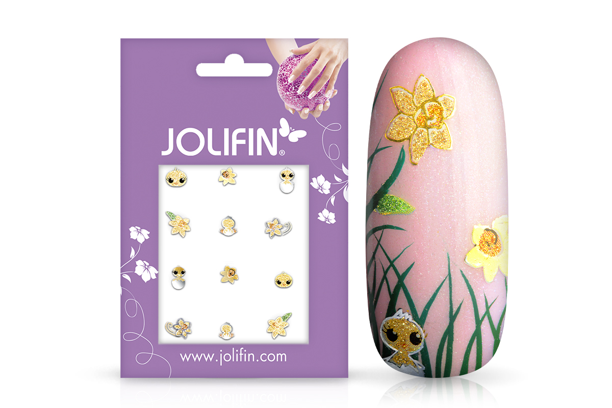 Jolifin Nailart Ostersticker Nr. 1