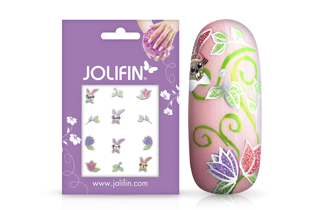 Jolifin Nailart Ostersticker Nr. 6