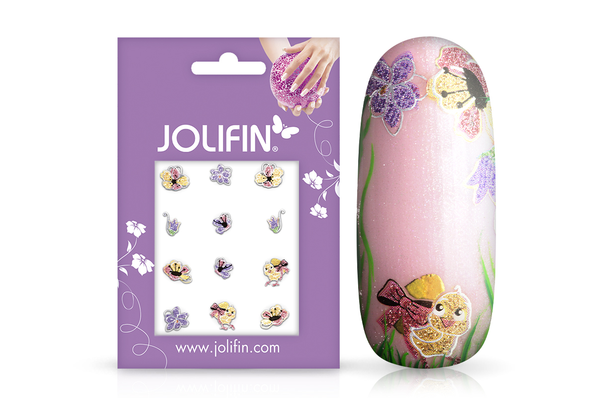 Jolifin Nailart Ostersticker Nr. 12