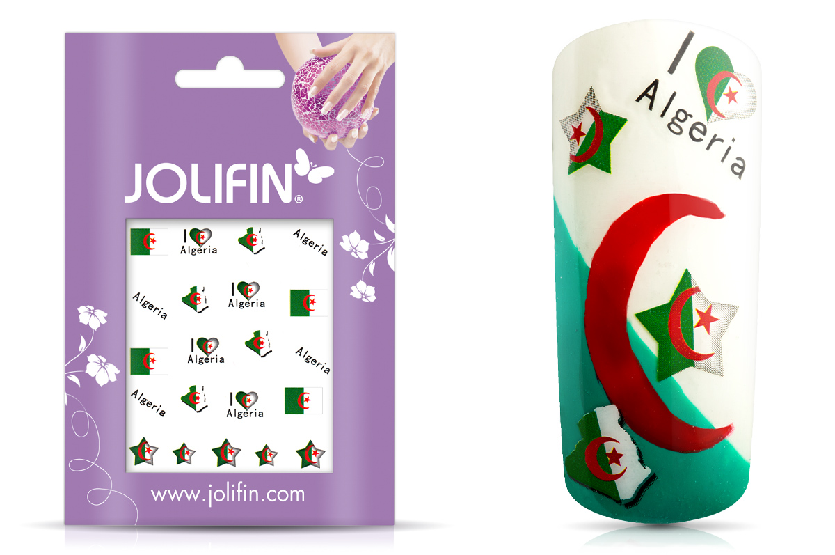Jolifin WM 2014 Tattoo Algeria