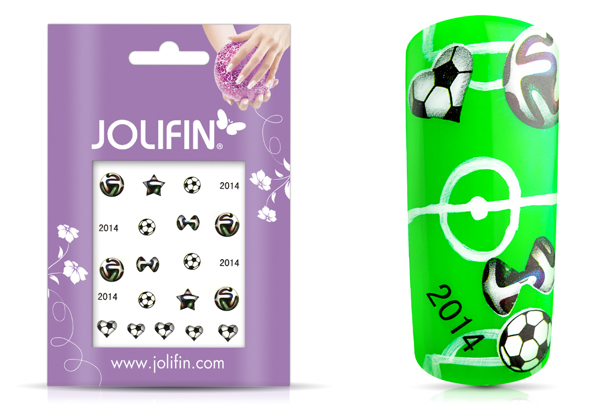 Jolifin WM 2014 Tattoo Football