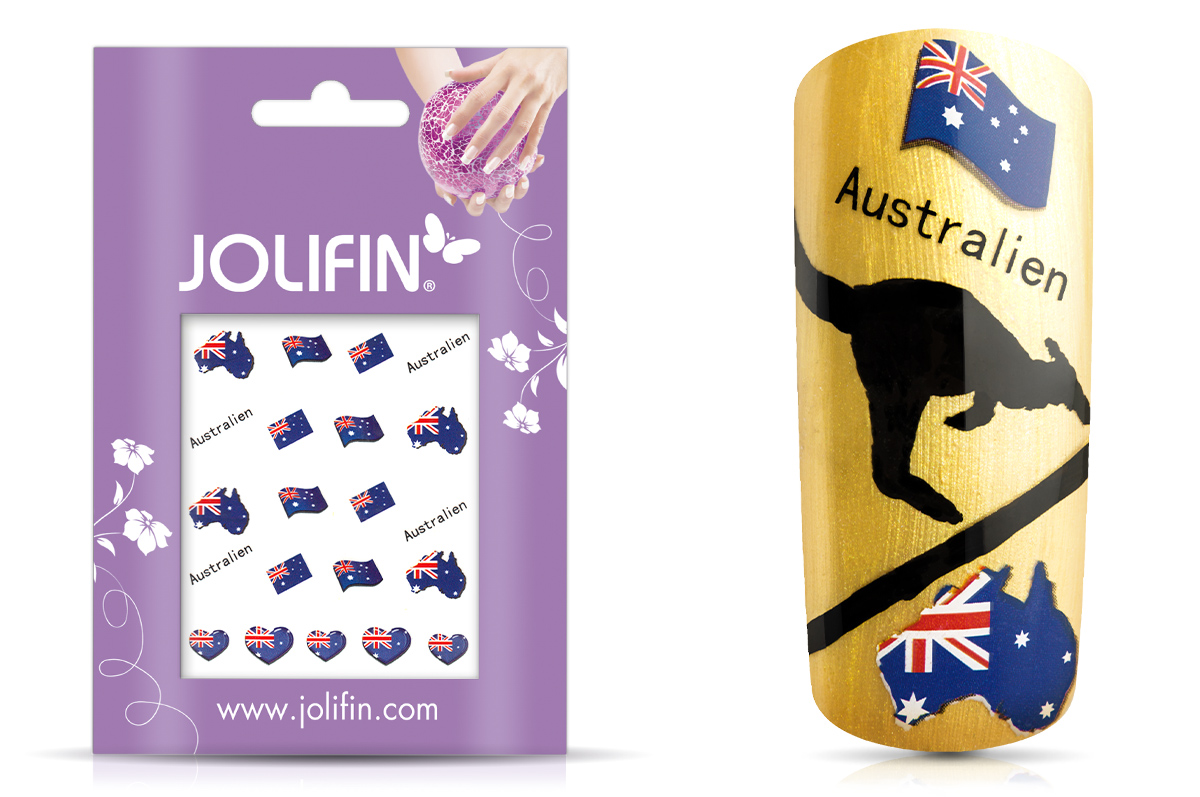 Jolifin WM Tattoo Australien