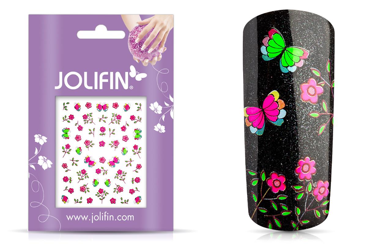 Jolifin Neon Sticker 13