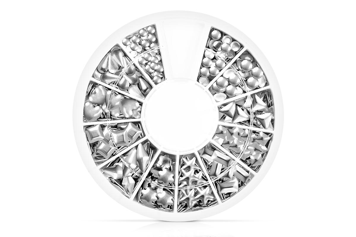 Jolifin metal-silver Display