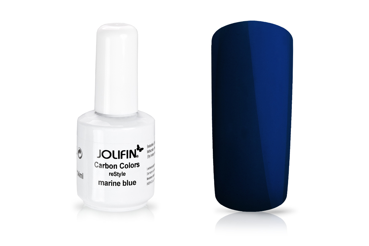 Jolifin Carbon reStyle - marine blue 11ml