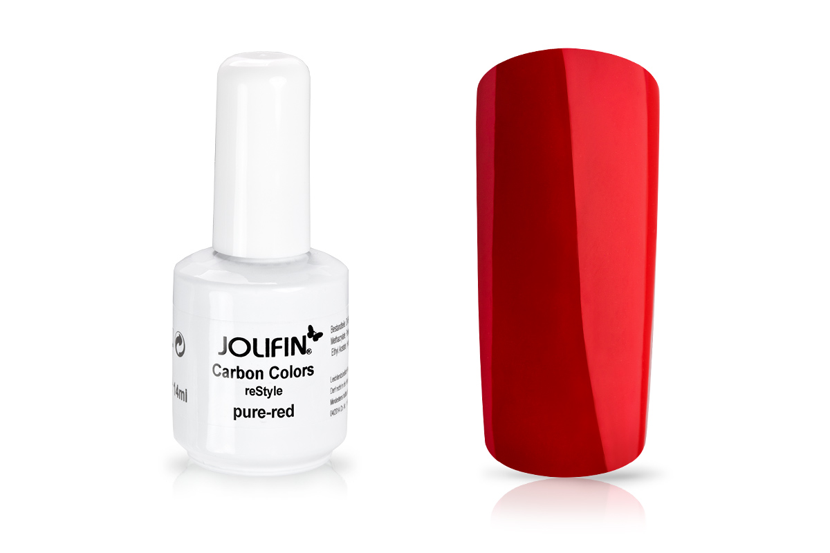 Jolifin Carbon reStyle - pure-red 11ml