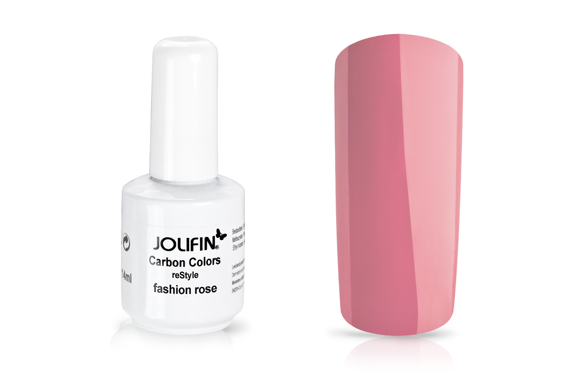 Jolifin Carbon reStyle - fashion rose 11ml