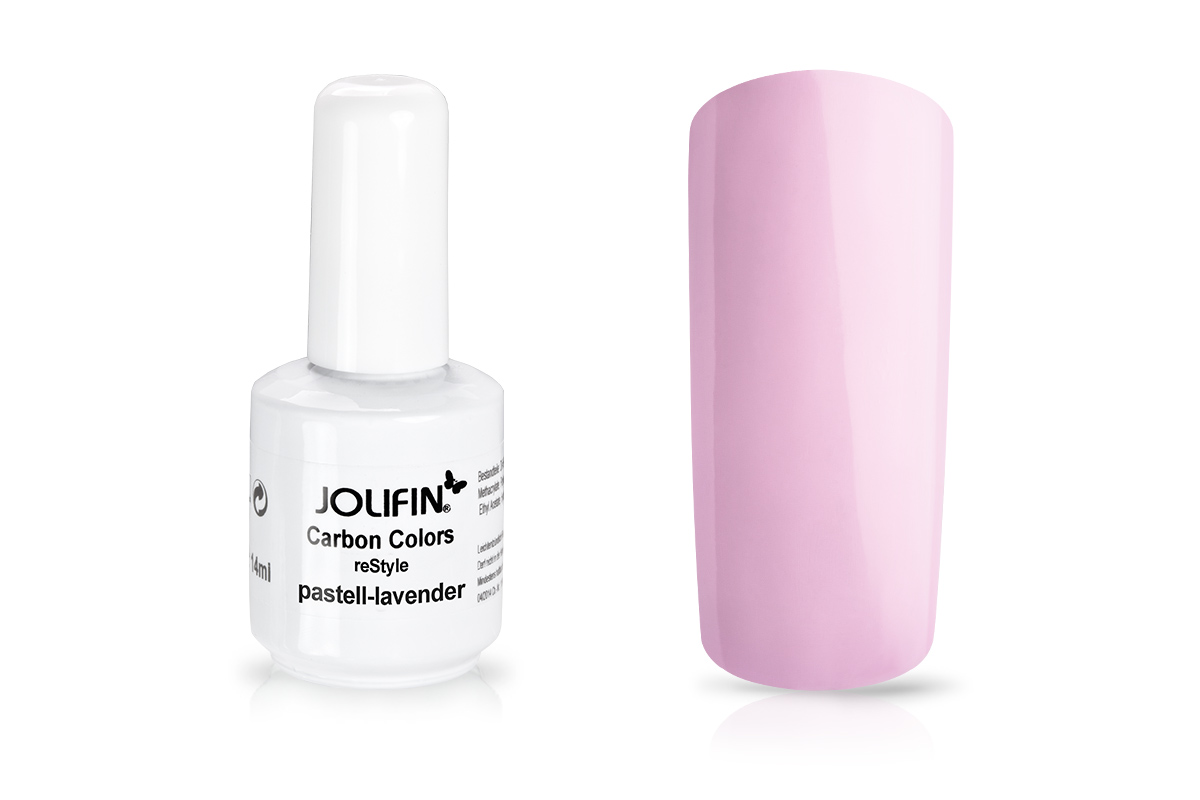 Jolifin Carbon reStyle - pastell-lavender 11ml