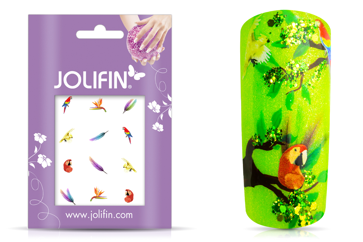 Jolifin Jungle Tattoo 10