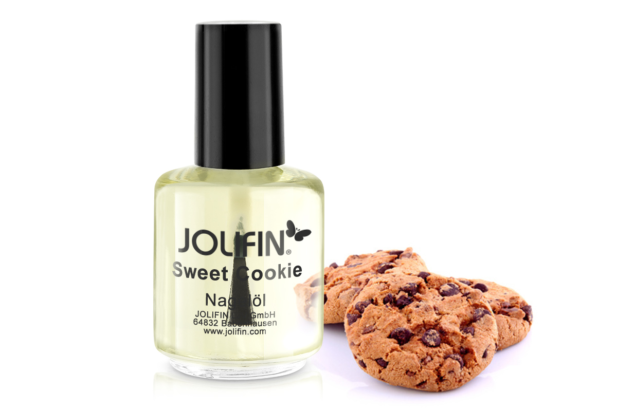 Jolifin Nagelpflegeöl Sweet Cookie 14ml