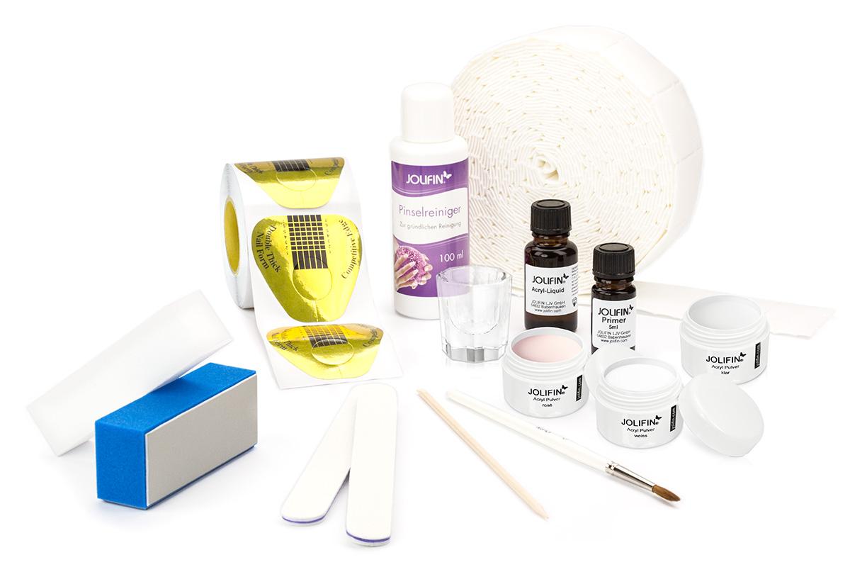 Nageldesign Anleitung für Acryl Modellage