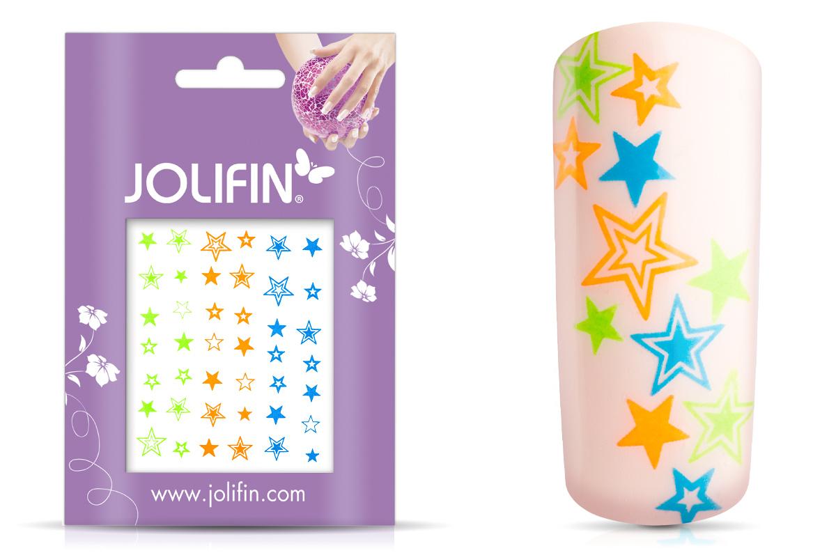 Jolifin Neon Tattoo 2