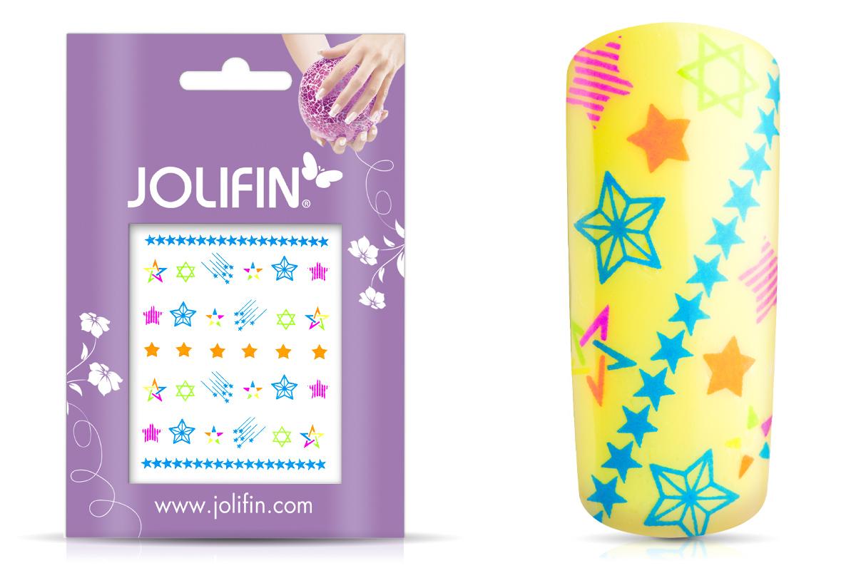 Jolifin Neon Tattoo 4