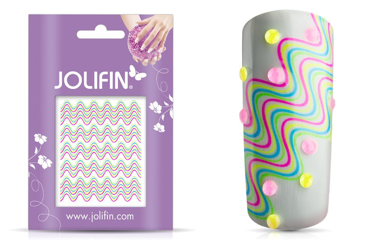 Jolifin Neon Tattoo 7