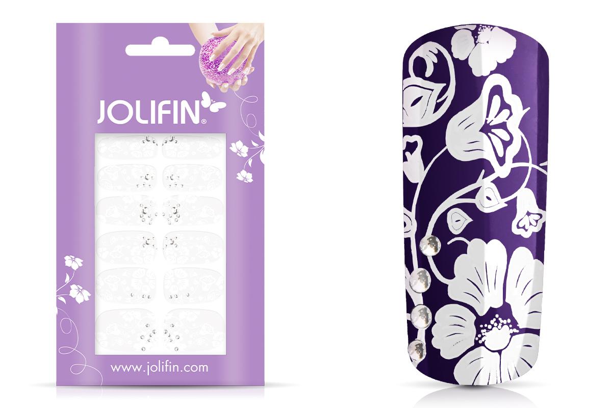 Jolifin Fullcover Nailartsticker 29