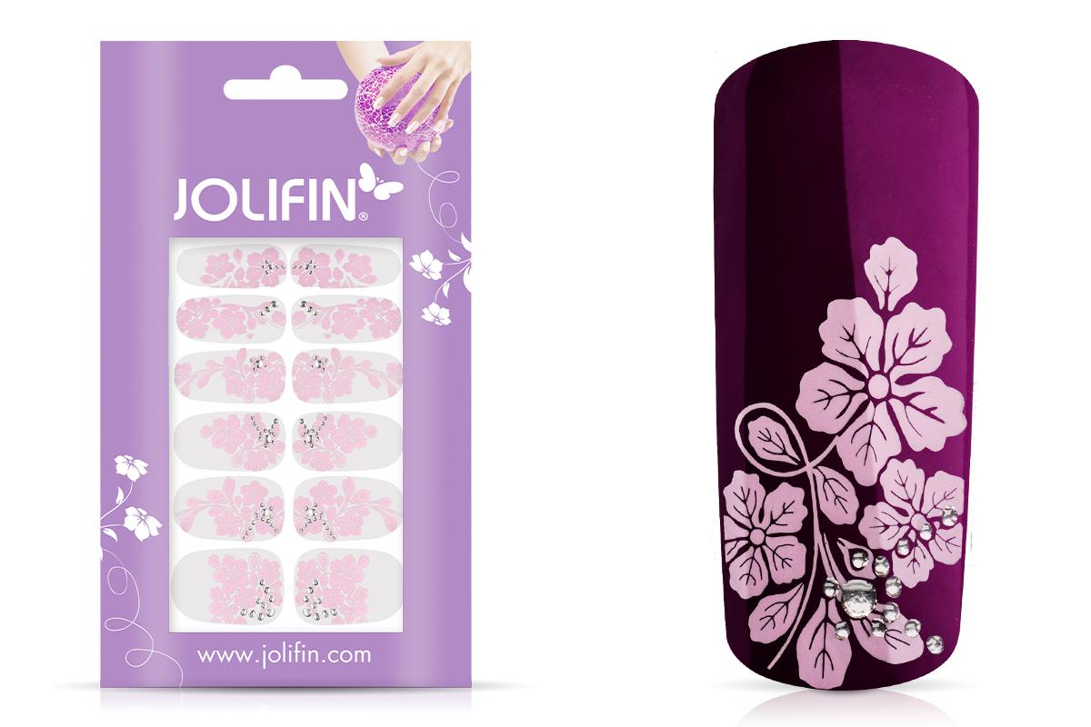 Jolifin Fullcover Nailartsticker 32