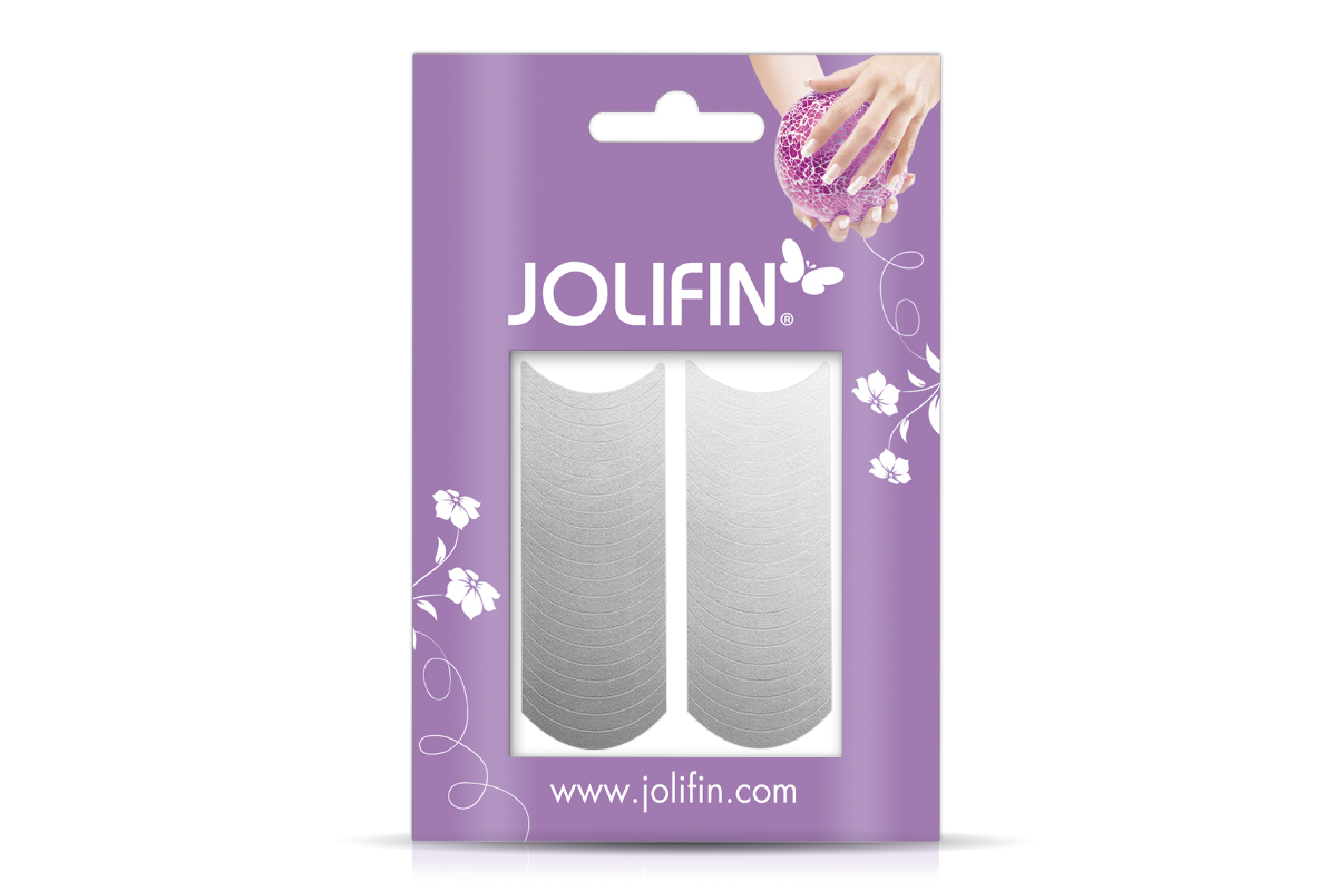 Jolifin Perfect French-Sticker naturell