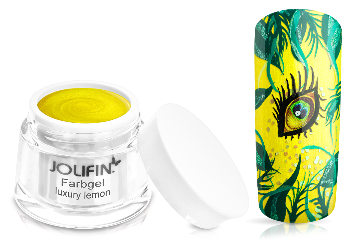Farbgel luxury lemon 5ml