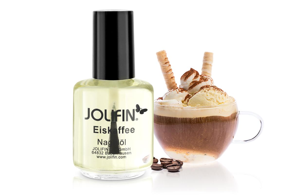 Jolifin Nagelpflegeöl Eiskaffee 14ml