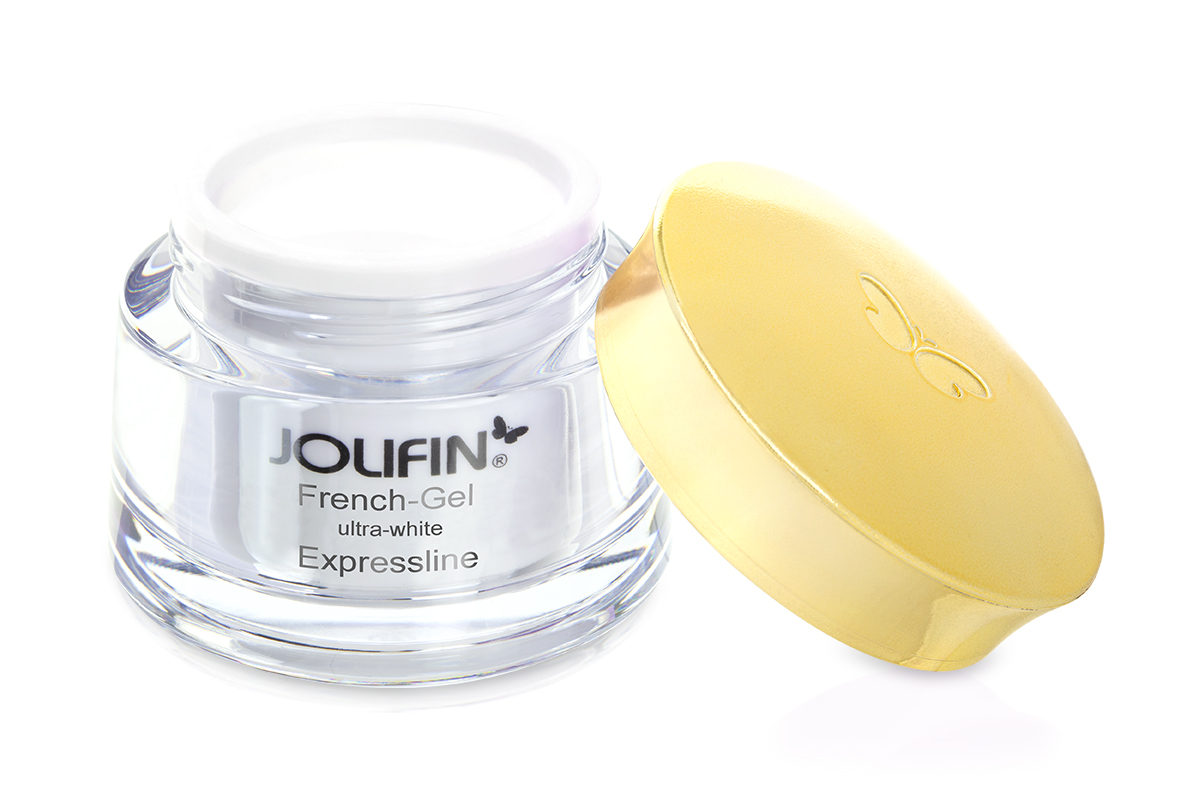 Jolifin Expressline French-Gel ultra-white 15ml